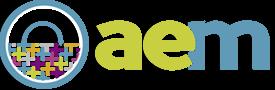 Logotipo AEM